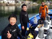 2日目の井上さん、寺ちゃん、長崎さん