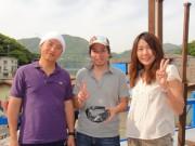 関守さん、後藤さん、福島さん