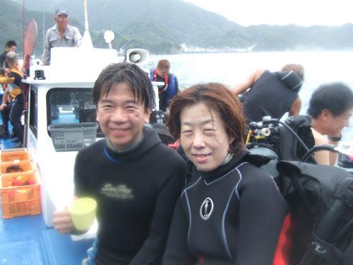 田子初の吉田さんご夫婦
