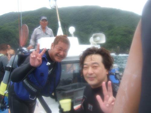 ガイド藤井&ヒデさん