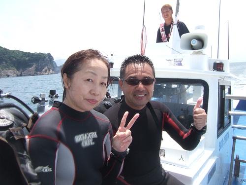 田子初の名古屋さん&金子さん