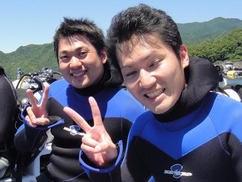 田子初の伊藤さん、中嶋さん