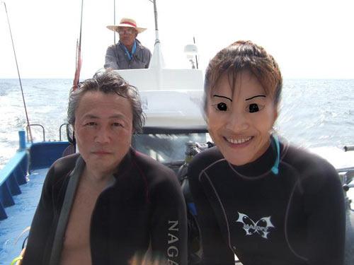 永井さん&ガイドの美和ちゃん