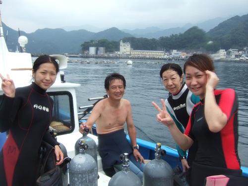 湯浅さんチーム
