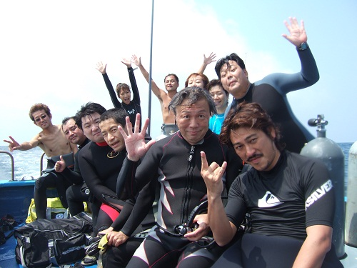 野沢さん&内藤さん&山中チーム&永井さん&山我チーム