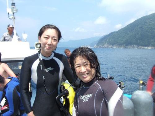 鎌田さん&野中さん