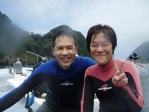 体験Dの稲川さん&平川さん