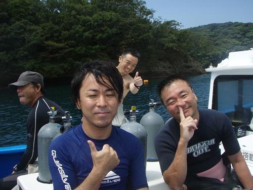 澤木さん&鈴木(足袋)さん