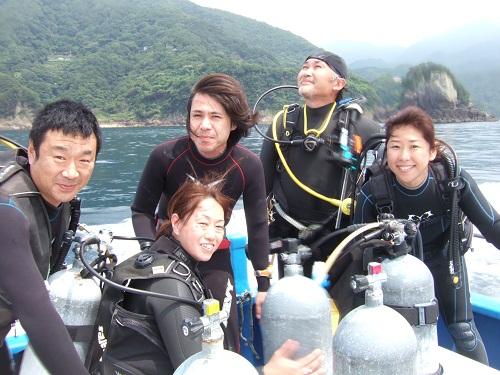 中野さん&真板さん&田所さん&中村さん&杉山さん