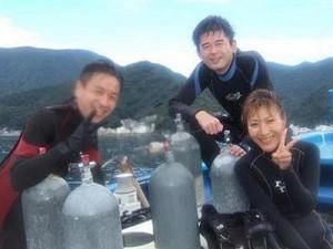 肥田さん&中川さん&ガイド美和ちゃん