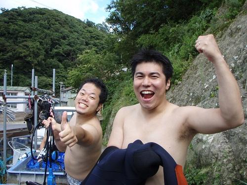 田中さん&松永さん