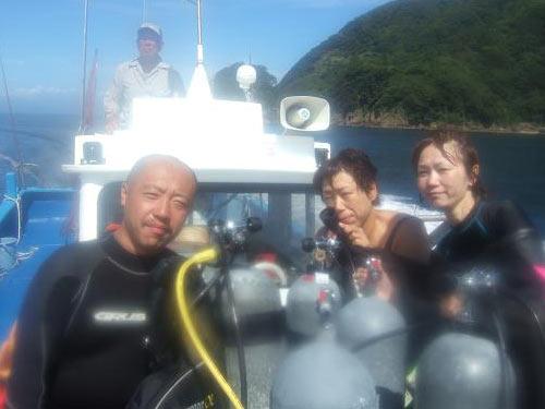 李さん&石橋さん&富本さん