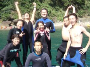 体験DとファンDの加藤さんチーム