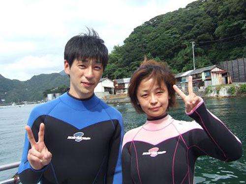 体験Dの岩井さん&坂本さん