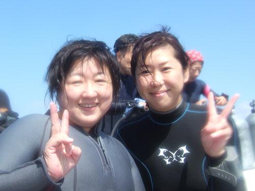 外波さん&杉山さん