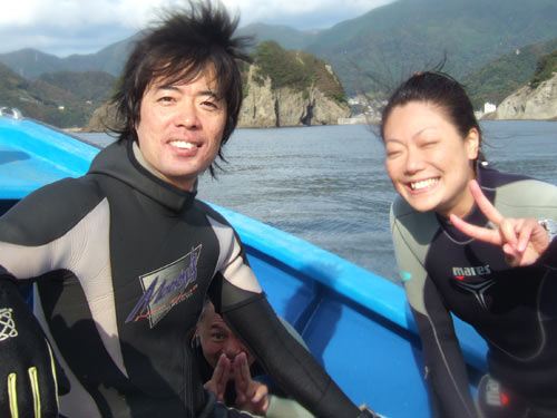 寺崎さん(&鈴木さん)&秋野さん