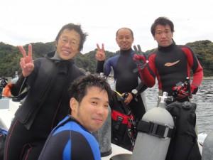 井上さん&藤原さん&車田さん&鈴木さん