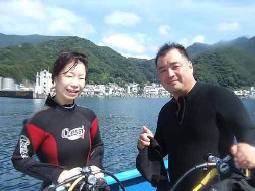 清野さん&内藤さん