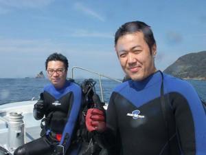 古川さん&船橋さん