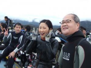 前川さん&岡村さん&高田さん