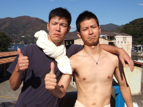 藤田さん&木内さん