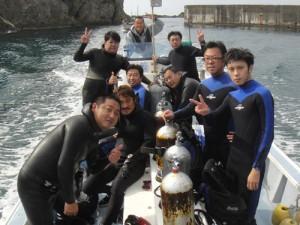 柳谷さんチーム