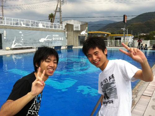 OW講習の義村さん&福野さん