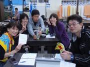 中川さんチーム&三橋さんチーム