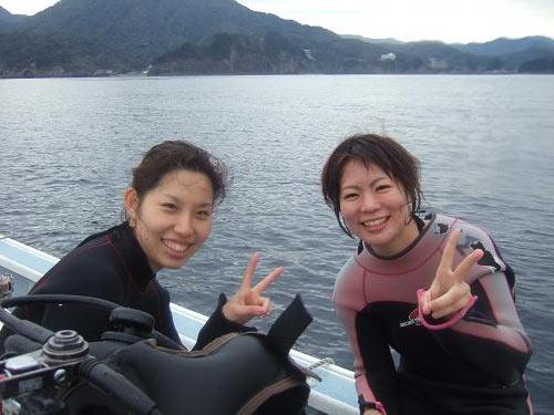 加嶋さん&竹田さん