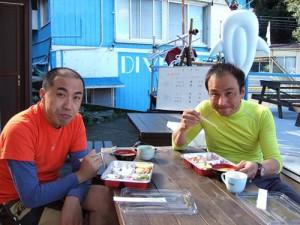 長崎さん&若林さん