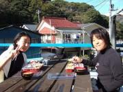 薩美さん&藤田さん