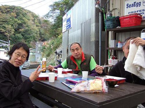 井上さん&長崎さん&Sさん