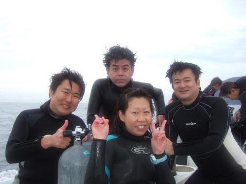 三島さんチーム