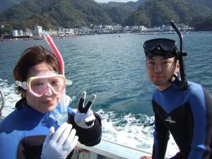湯口さん&片柳さん
