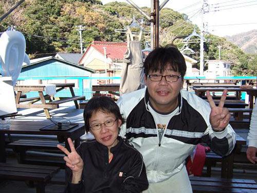 井上さん&柳谷さん