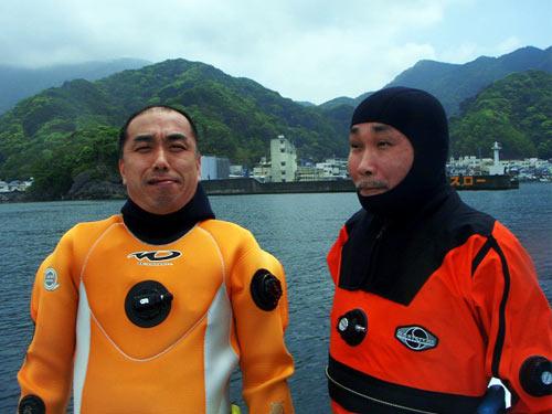 長崎さんと中村さん