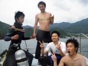 梅村さん、堀内さん、日比野さん、安田さん