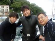 中山さん、柳谷さん、大村さん