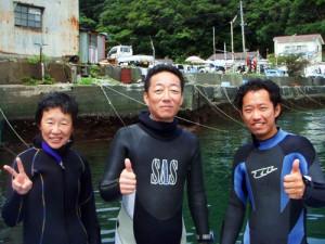 井上さん、櫻井さん、中川さん