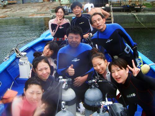 中野さん率いるJRチーム