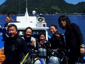 高橋さん、秋野さん、井上さん、真板さん、田所さん