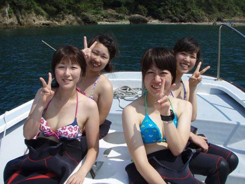 小野さん、河合さん、望月さん、赤池さん