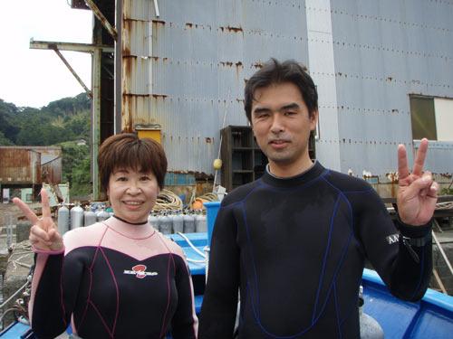 田子初の前川さん、井上さん