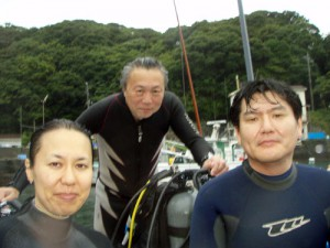 永井さん&石井さんご夫婦