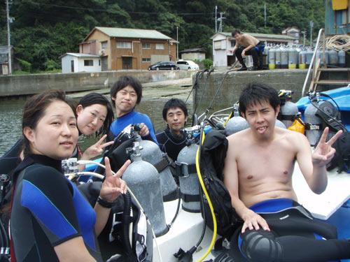 橋爪さんチーム