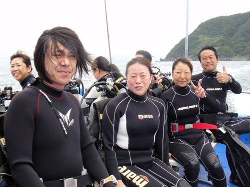 田所さん&真板さん&矢野さんご夫婦