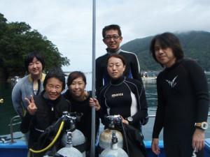 外波さん&井上さん&杉山さん&野沢さん&真板さん&田所さん