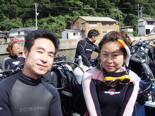 埼玉の森島さん&松本さん