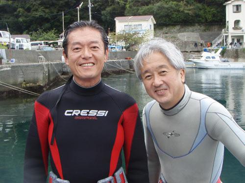 山岡さん&青木さん