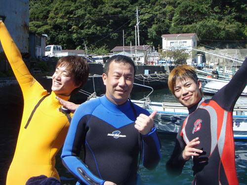 大友さん&清野さん&寺西さん